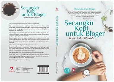 buku secangkir kopi untuk bloger