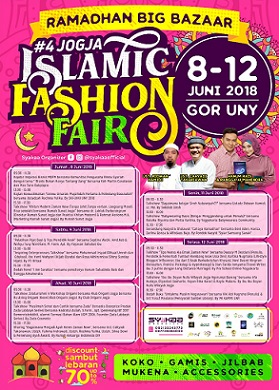 jogja islamic fashion fair
