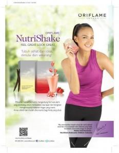 NutriShake bukan Obat Diet tapi Minuman Bernutrisi