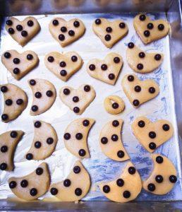 resep cookies homemade mentega