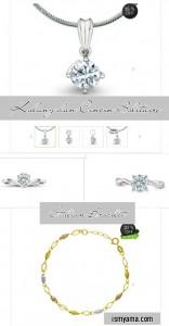 Perhiasan sesuai kepribadian saya