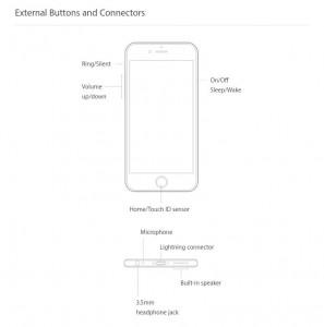 Penampilan layar dan desihn iPhone 6