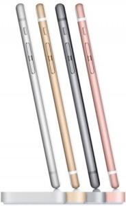 Pilihan warna iPhone 6s