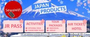 HIS-Japan Produk