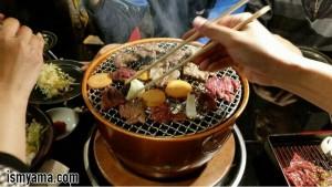 Makanan khas Hokkaido. Foto by Annisa