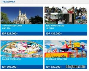 Theme Park- HIS