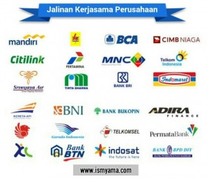 Perusahaan kerjasama dengan BebasBayar