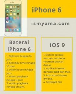 8 Alasan Mengapa iPhone 6