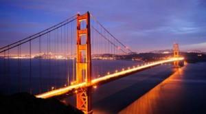 Golden Gate Bridge. Image source