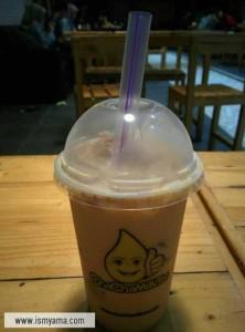 ChaCha Milktea Thai tea