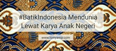 batik-Indonesia-mendunia