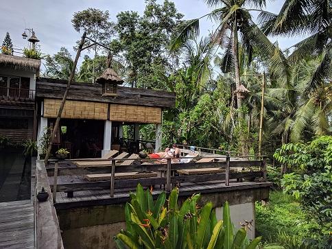 Alam Sembuwuk Resort Ubud