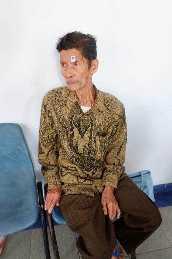 pasien operasi katarak