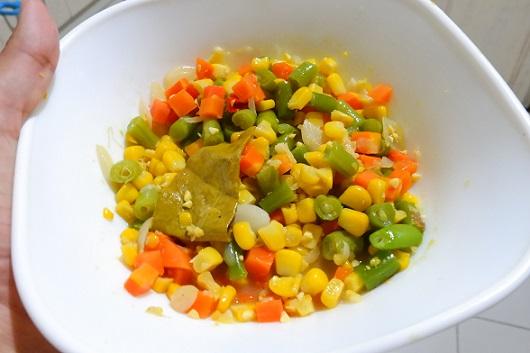 tumis sayur