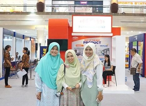 Lancar Paint Expo 2018