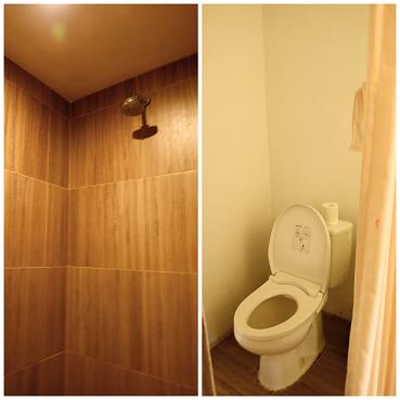 kamar mandi alam sembuwuk resort