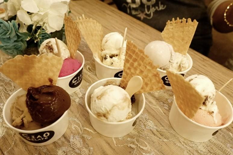 ciao gelato italia
