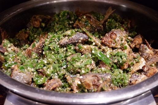 ikan peda sambal