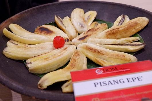 pisang epe