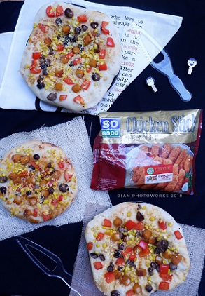 resep pizza homemade
