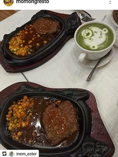 steak momong resto