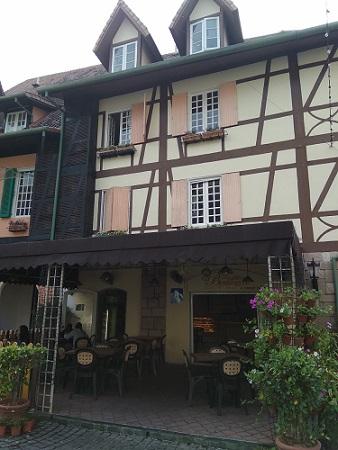 colmar restaurant