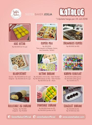 katalog sister baker