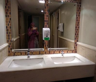 toilet colmar