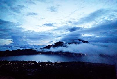 Gunung Agung dan Danau Batur