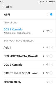 wifi DCS