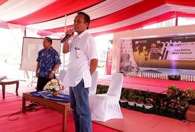 Pak Sutrisno Kepala Desa Sidorejo