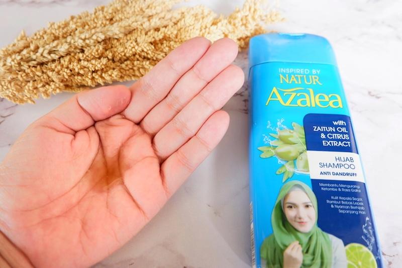 tekstur azalea