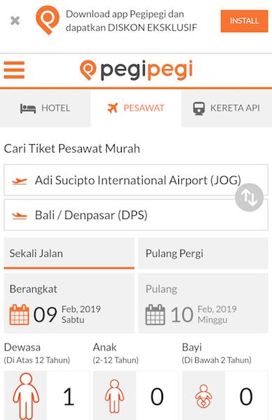 Travel Blogger Jogja Tiket Pesawat Murah Ke Bali Travel Blogger