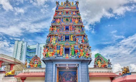 Sri-Mahamariamman-Temple