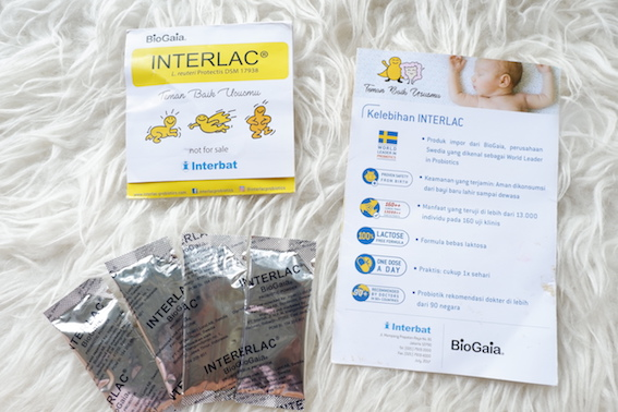 interlac sachet