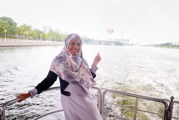 foto di cruise tasik putrajaya