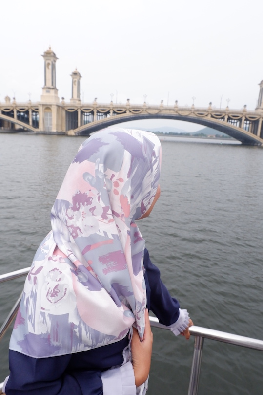 jembatan seri gemilang putrajaya
