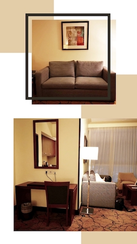 deluxe suite movenpick makkah
