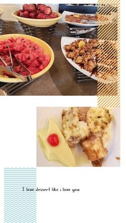 dessert movenpick makkah
