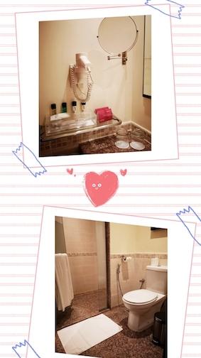 toilet movenpick makkah
