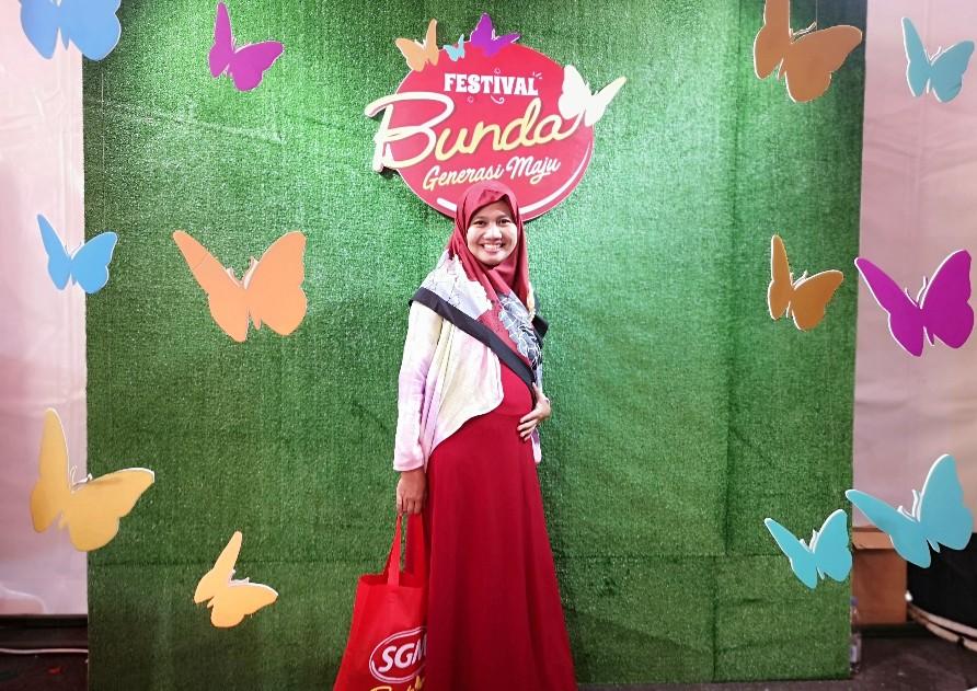 Festival Bunda Generasi Maju bunda photo