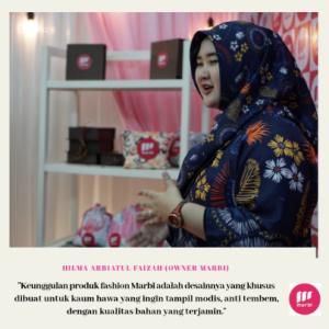 hijab hoodie instan marbi