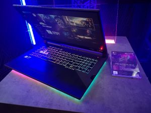 Laptop ROG Strix terbaru