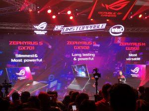 ROG Zephyrus laptop gaming terbaru