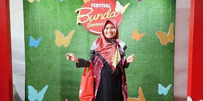 festival Bunda Generasi Maju Jakarta
