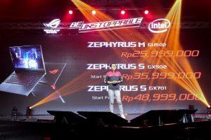 harga ROG Zephyrus terbaru