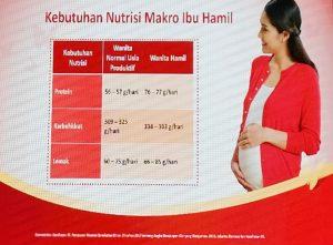 nutrisi makro ibu hamil