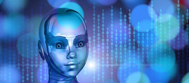 robot revolusi industri keempat