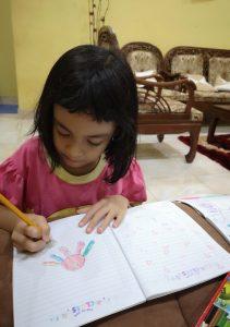 stimulasi motorik anak 7 tahun