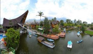 danau dariza resort hotel